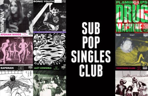 45: Sub Pop Singles Club